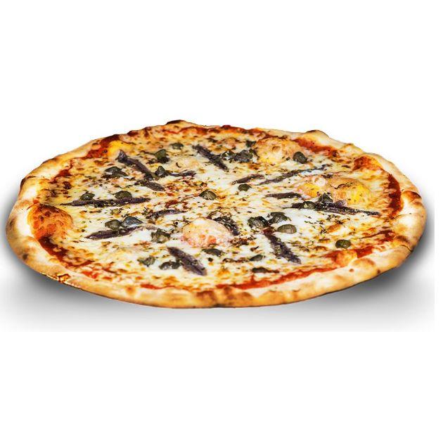 Romana: Carta de Pizzería Da Sebas