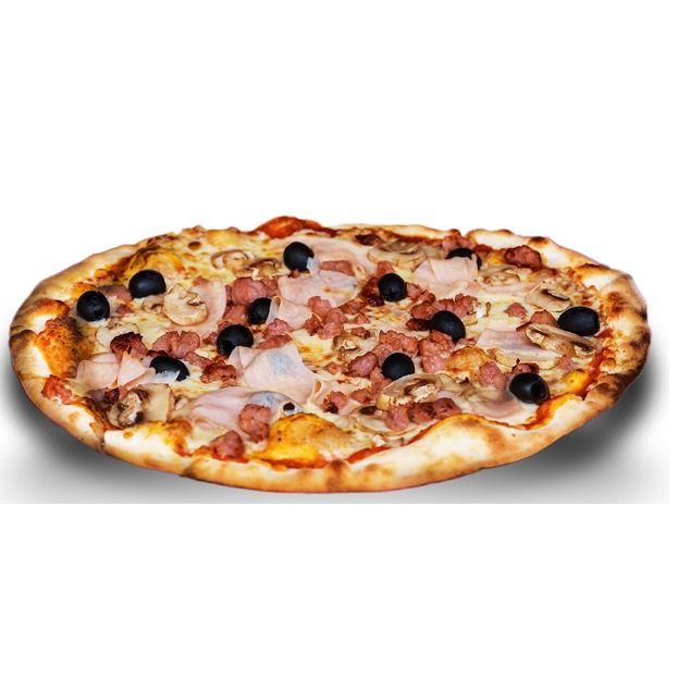 Capricciosa: Carta de Pizzería Da Sebas