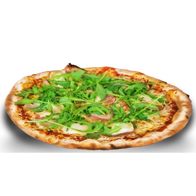 Emilia: Carta de Pizzería Da Sebas