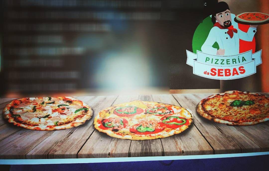 Mediterránea: Carta de Pizzería Da Sebas
