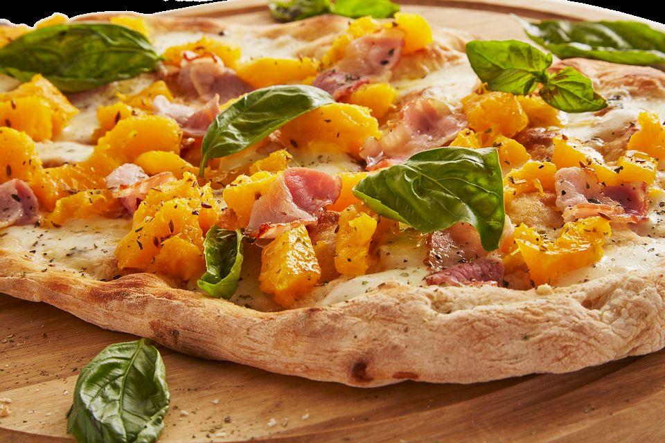 Tropical: Carta de Pizzería Da Sebas