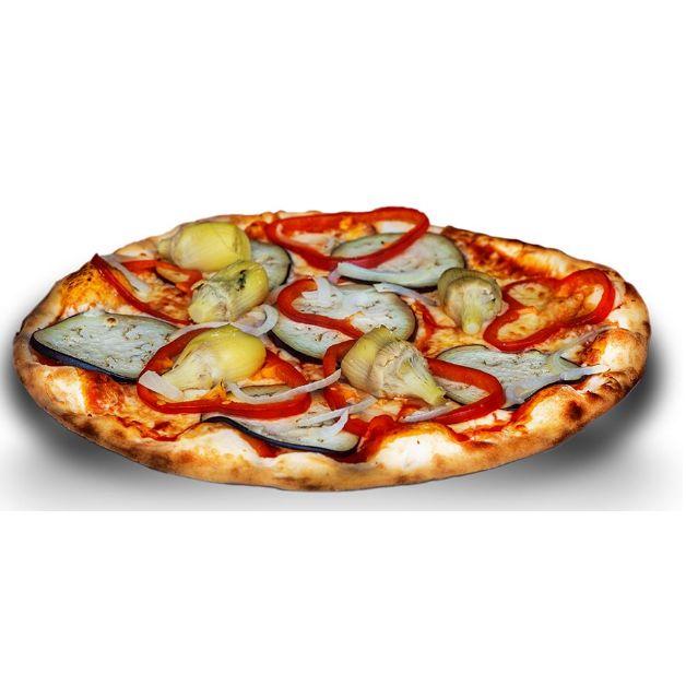 Ortolana: Carta de Pizzería Da Sebas