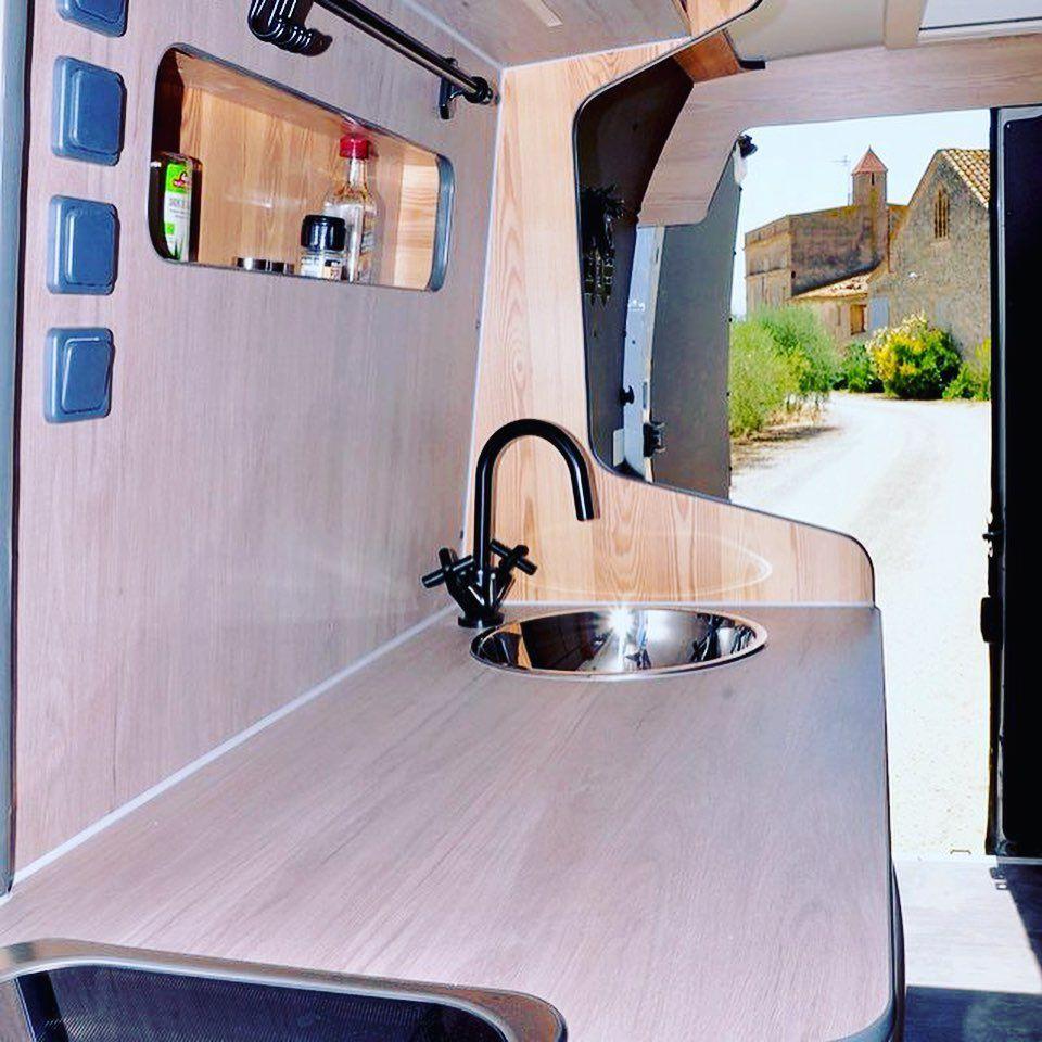 Accesorios para furgoneta camper en Tarragona