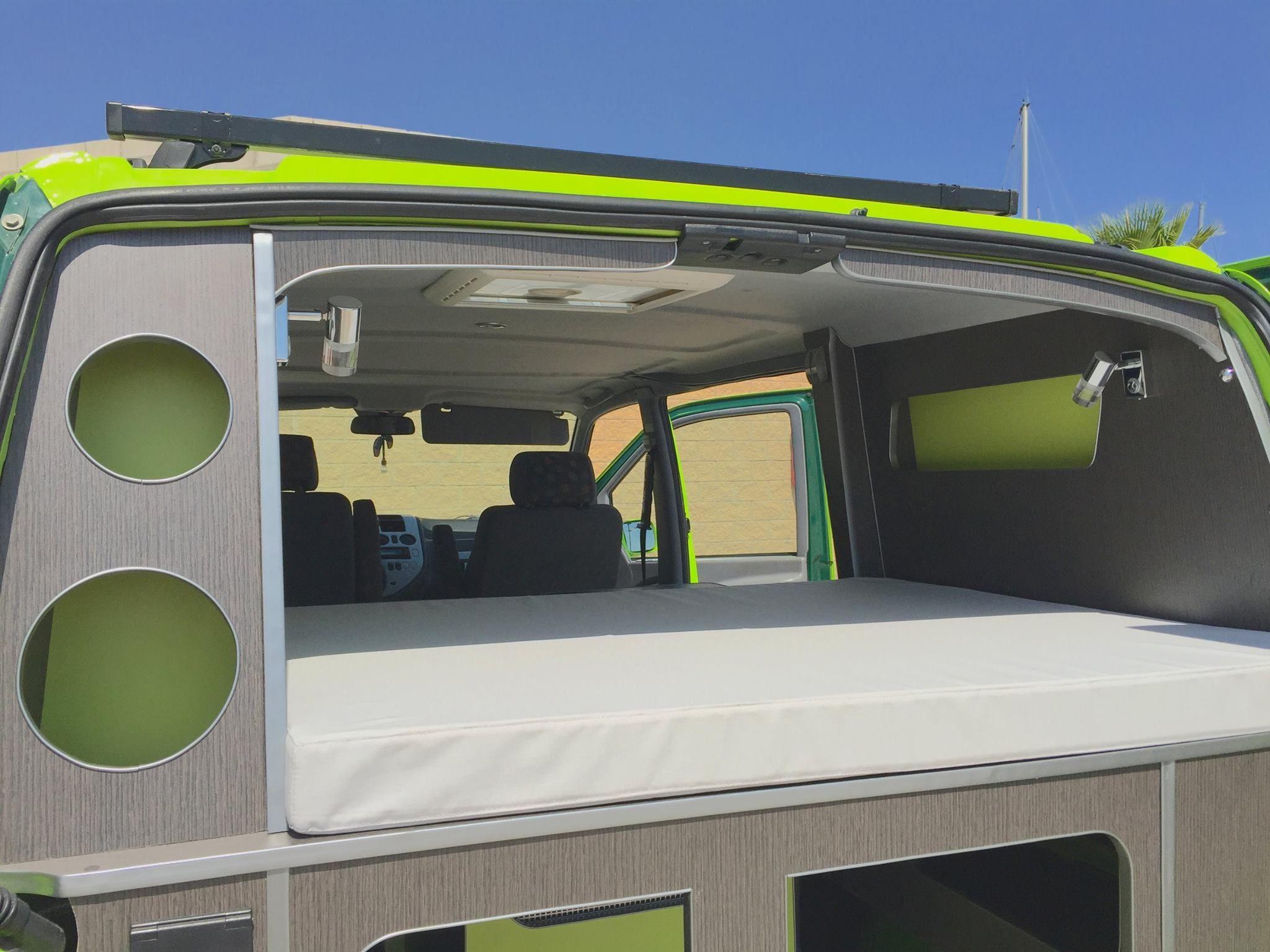 Taller de reparación de furgoneta camper en Tarragona