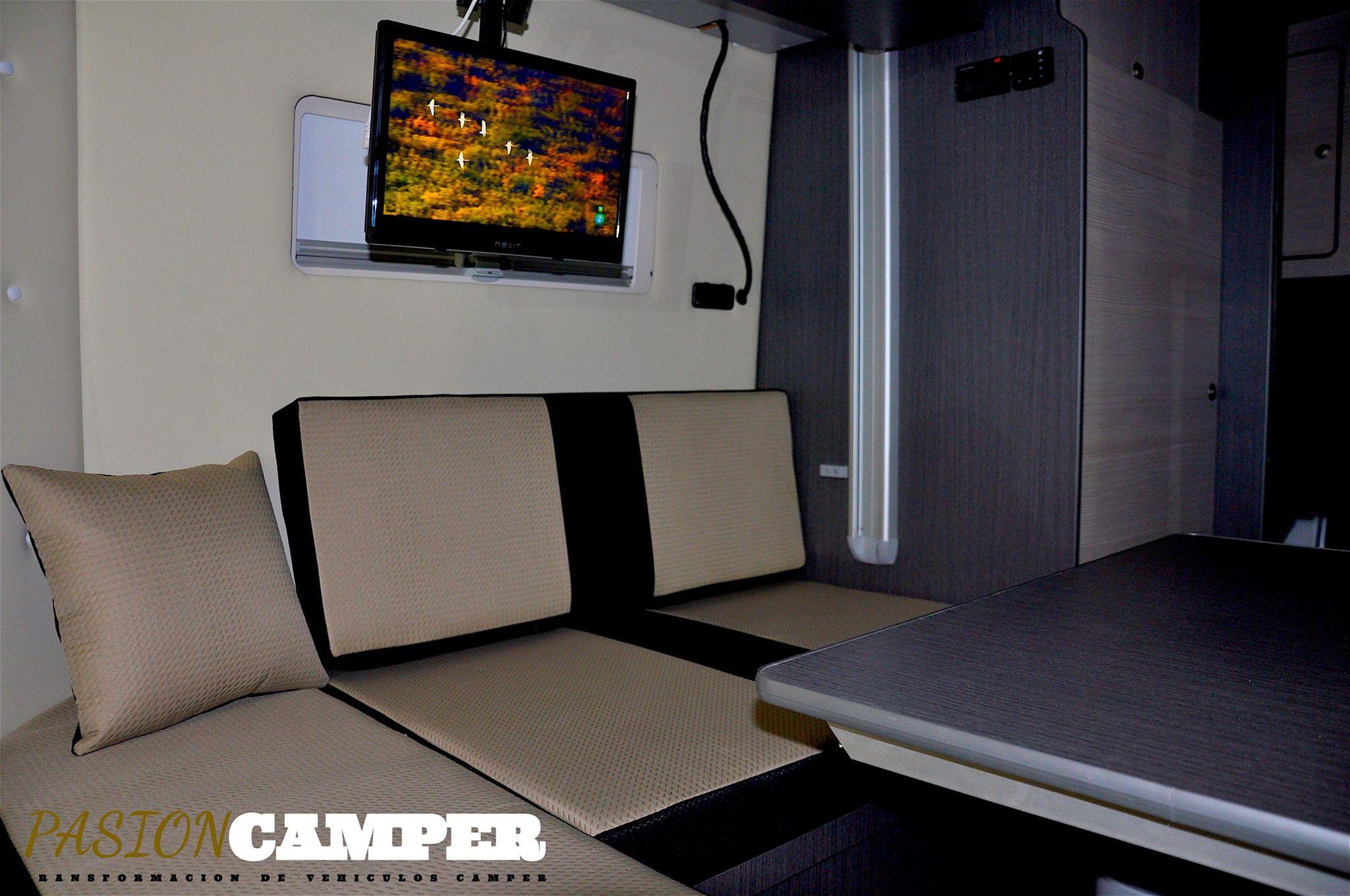 Adaptación de furgonetas camper en Tarragona