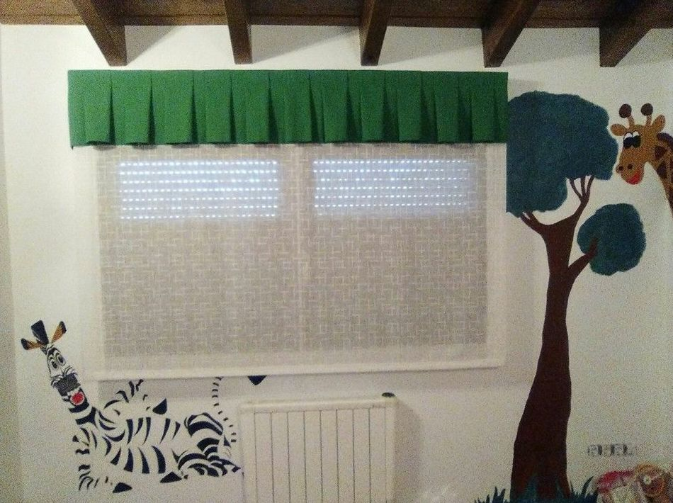 Confección de estores: Servicios de Paquita & Olga Decoración