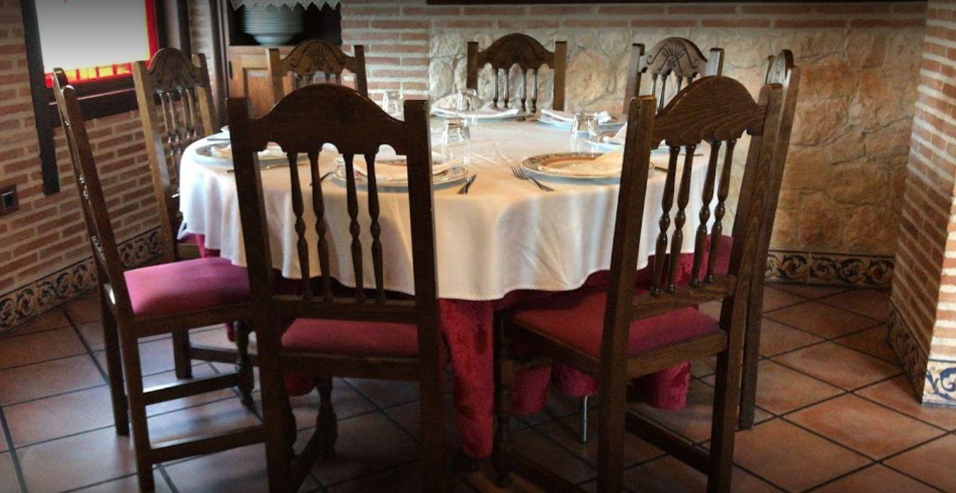 Restaurante en Marchamalo