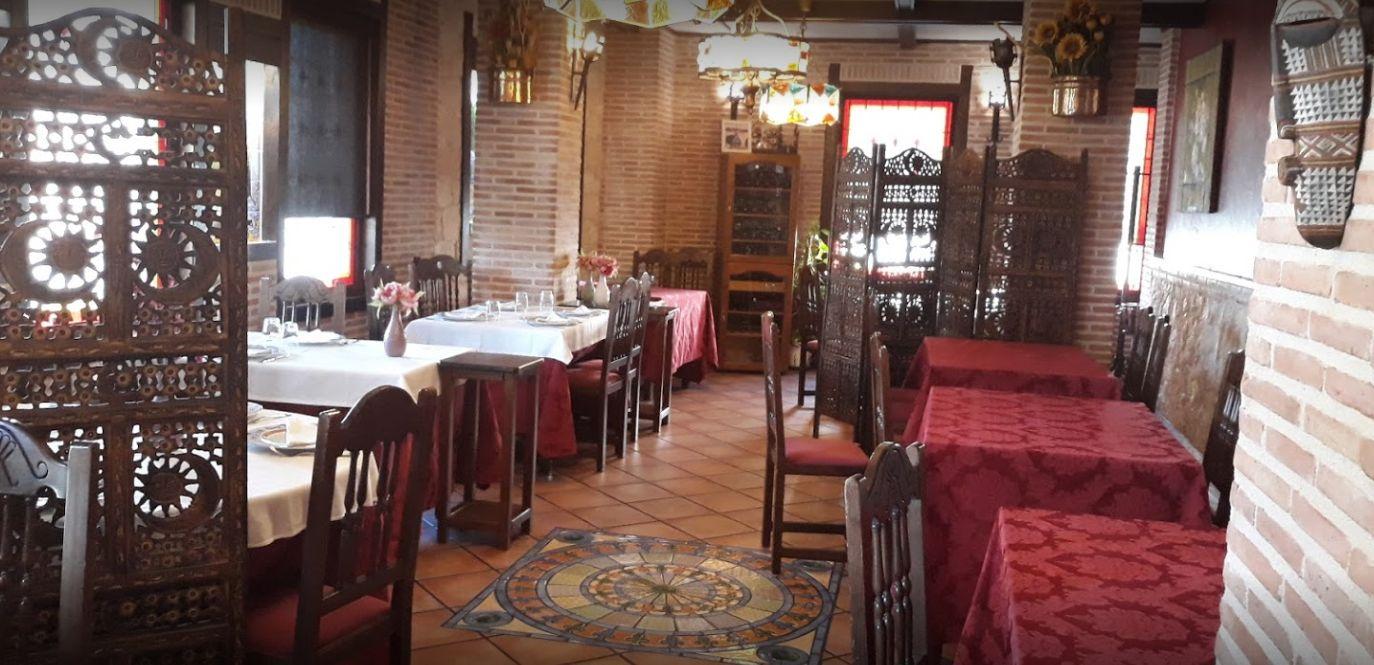 Restaurante comida casera en Marchamalo