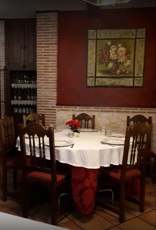 Buenos restaurantes en Marchamalo