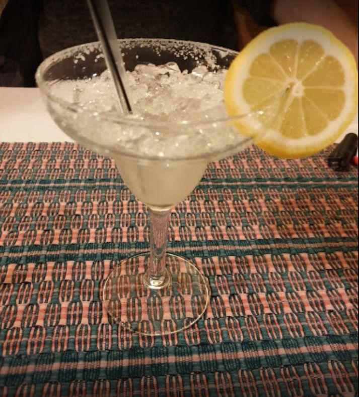 Cóctel del restaurante mexicano El Nopal