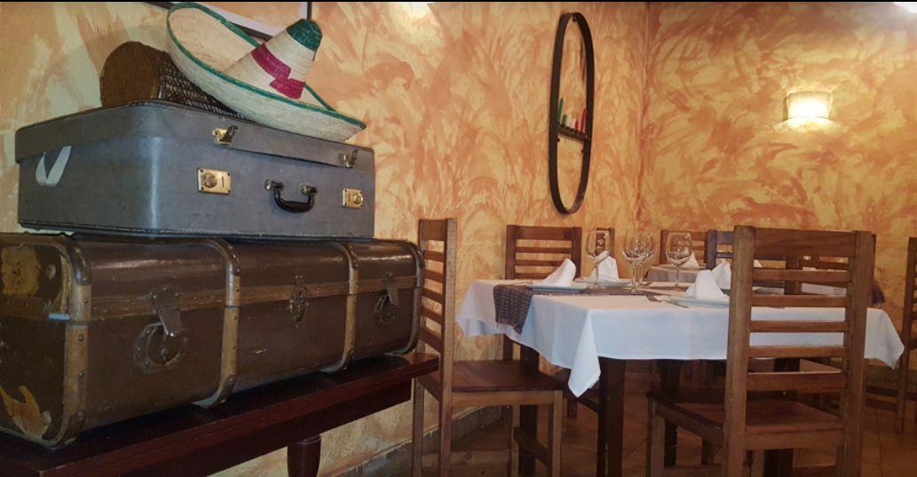 Restaurante mexicano El Nopal