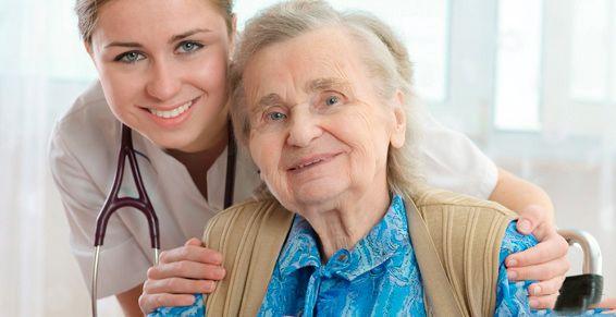 Ayuda a personas mayores en Sevilla