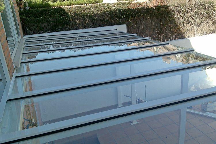 Pérgolas de aluminio en Madrid