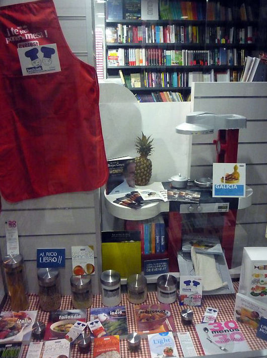 Librería Miranda en Bueu, Pontevedra