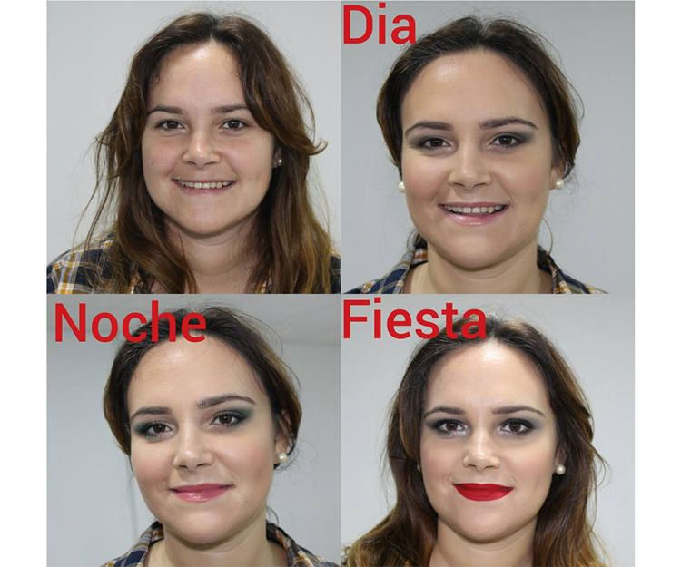Maquillajes para cada ocasión