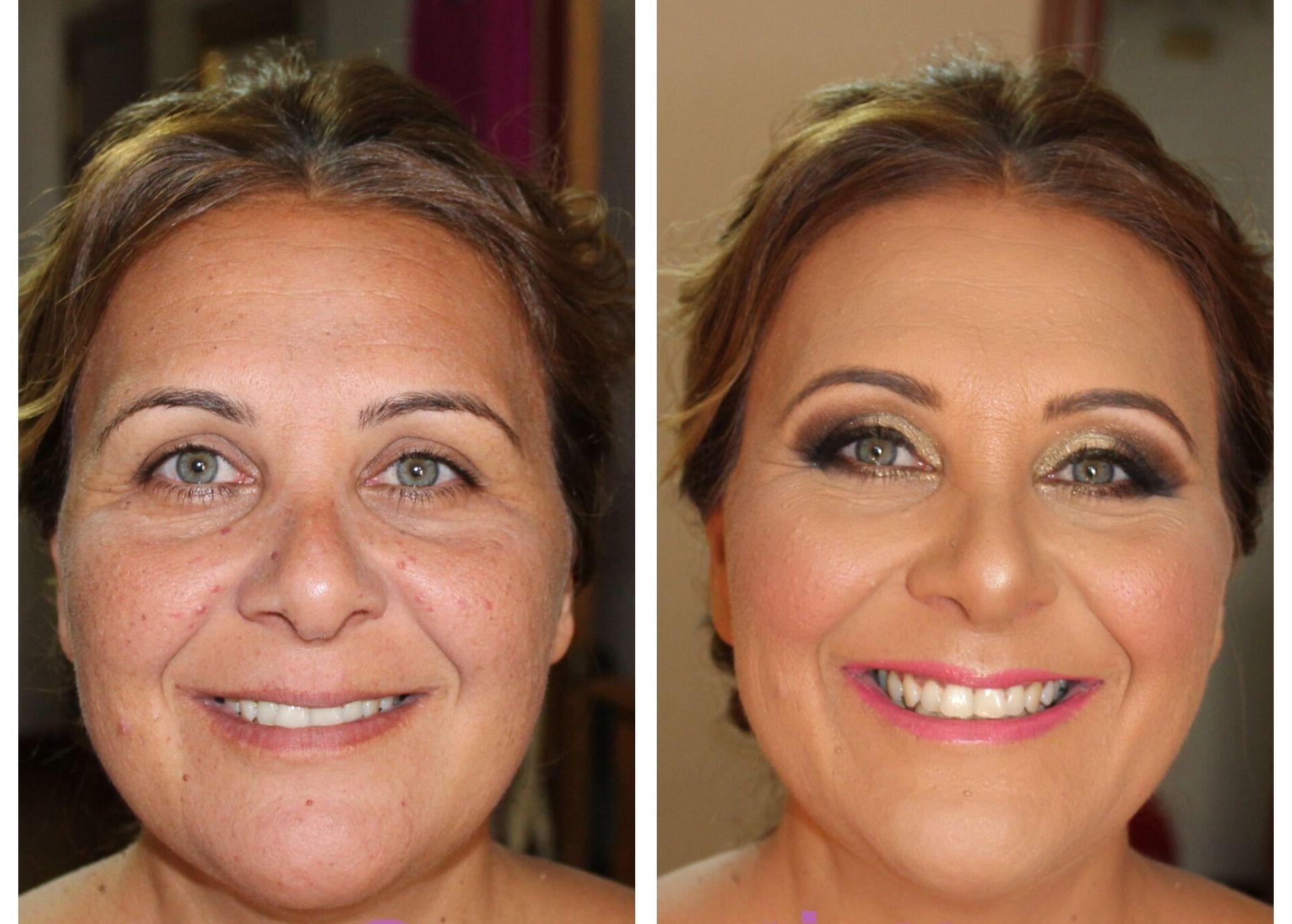 Maquillaje social: Servicios de Brush Up Escuela