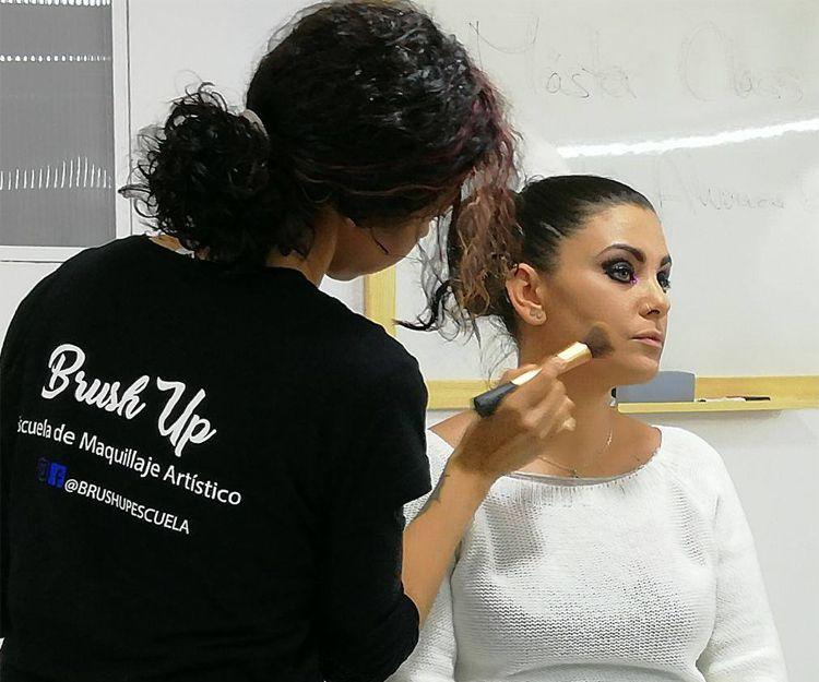 Maquillaje profesional en Jerez