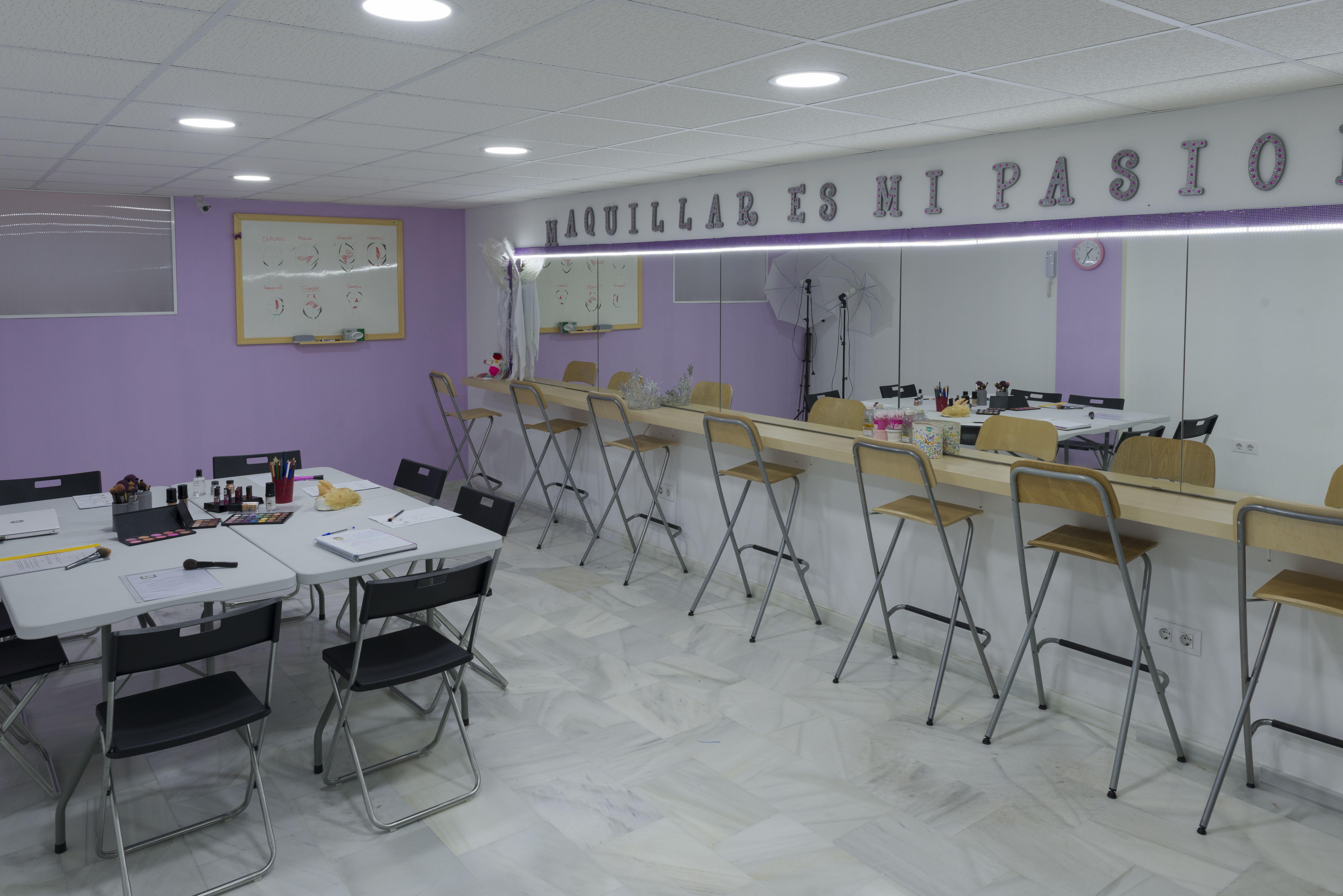 Foto 2 de Maquillaje en Jerez de la Frontera | Brush Up Escuela
