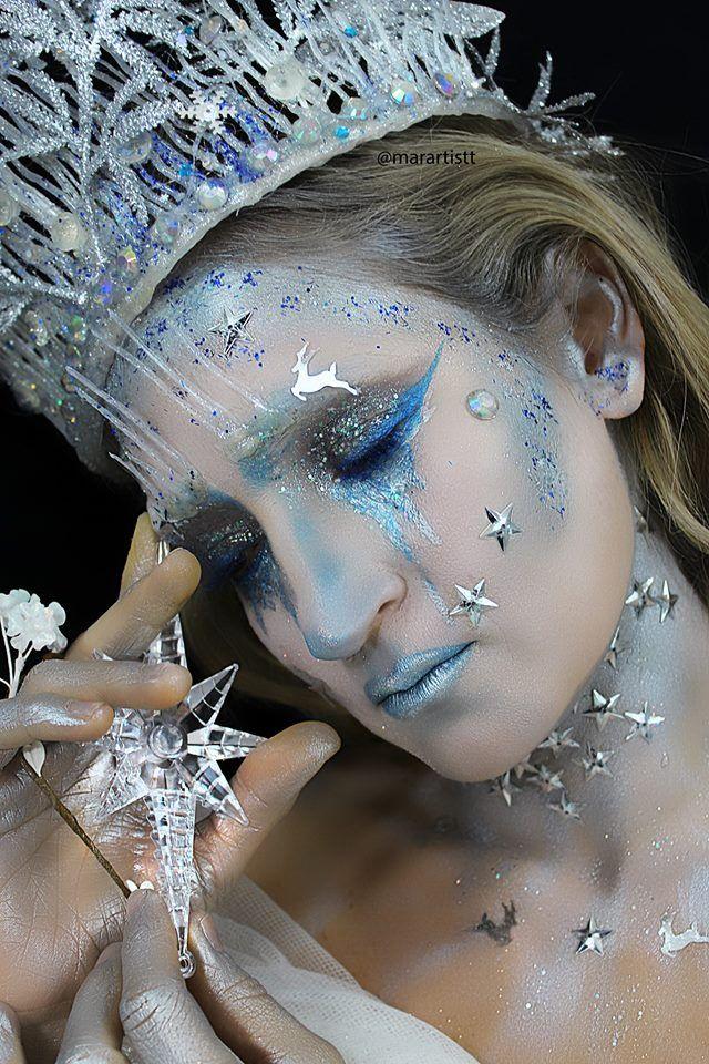 Maquillaje de fantasía: Servicios de Brush Up Escuela