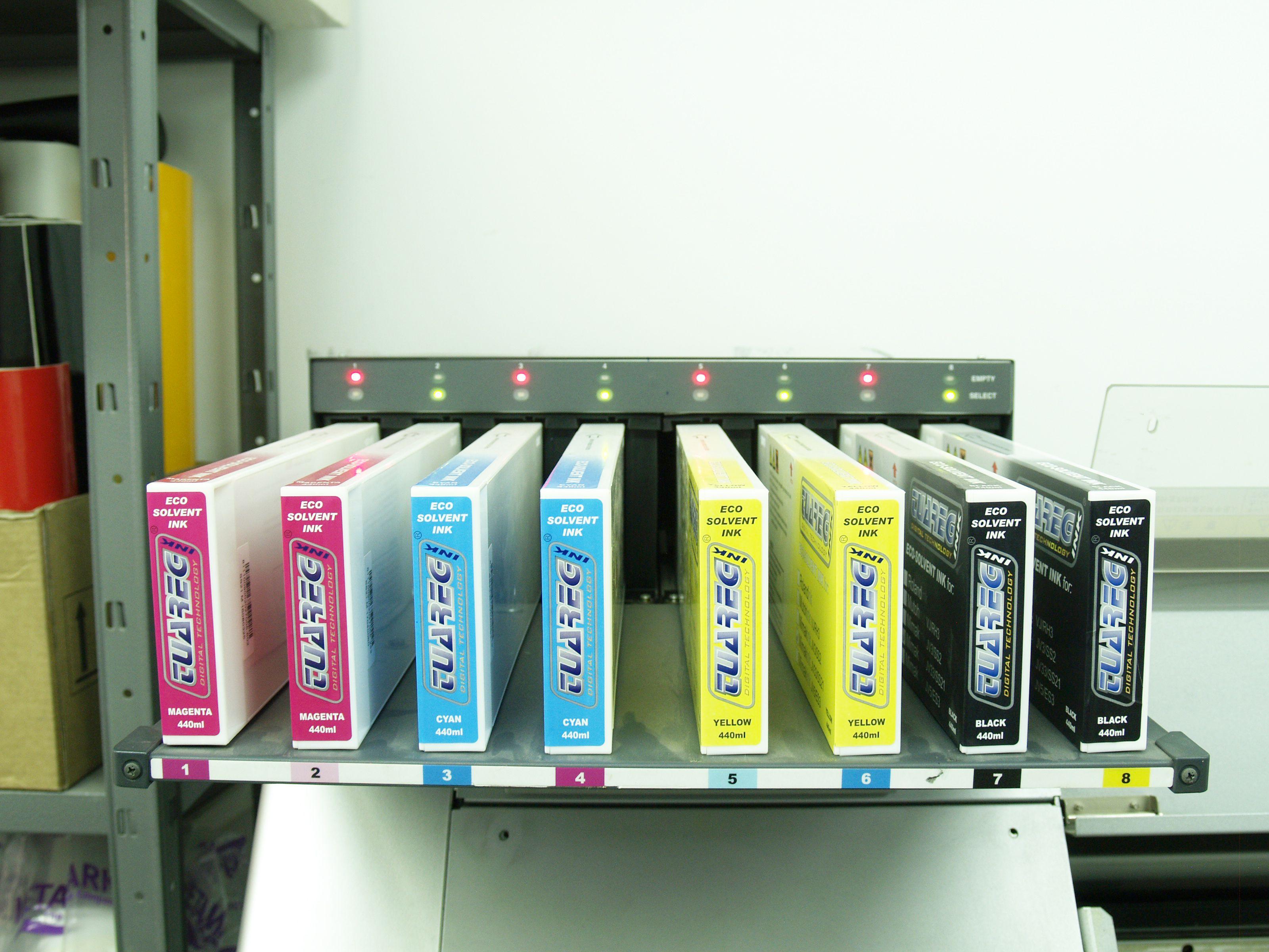 Empresa de impresión digital en Sevilla