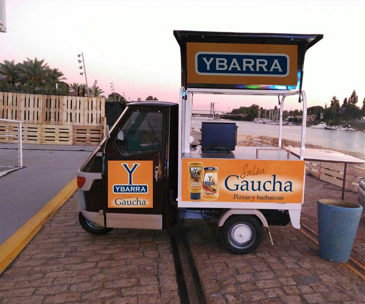 Rótulos para food truck