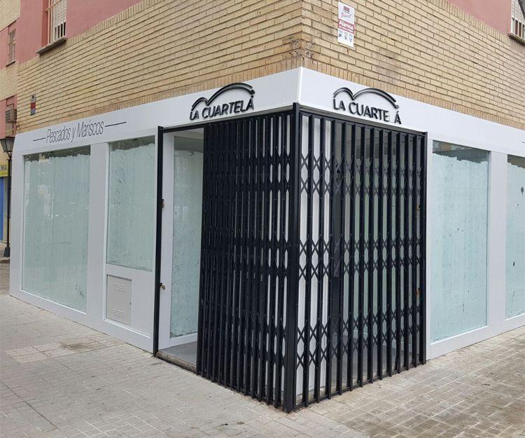 Rotulación para locales en Sevilla