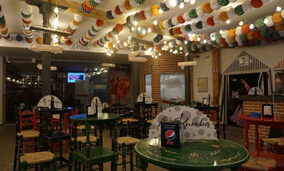 Foto 22 de Restaurantes espectáculo en Madrid | Restaurante La Rumba