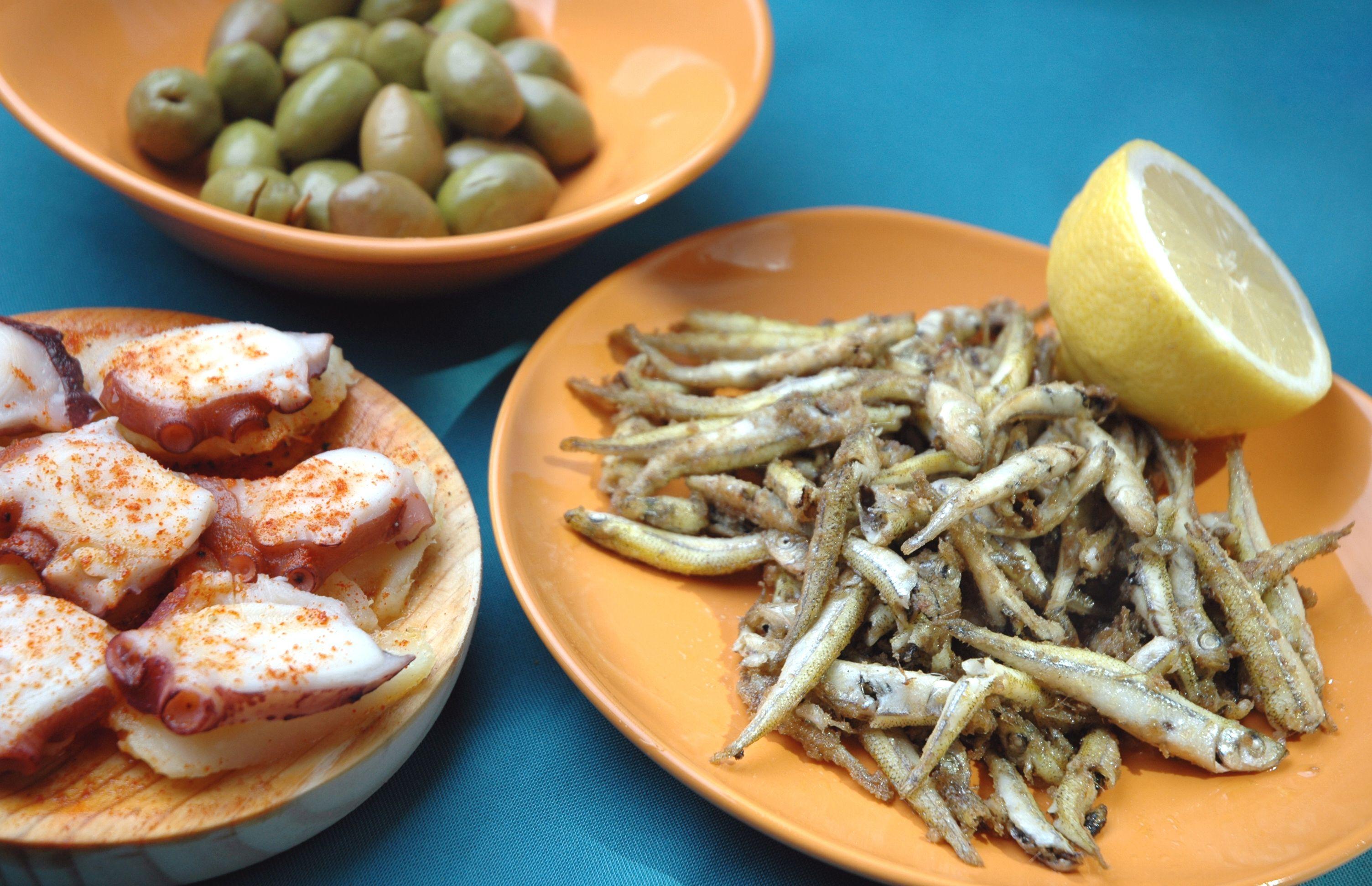 Frituras: Servicios de Restaurante La Rumba