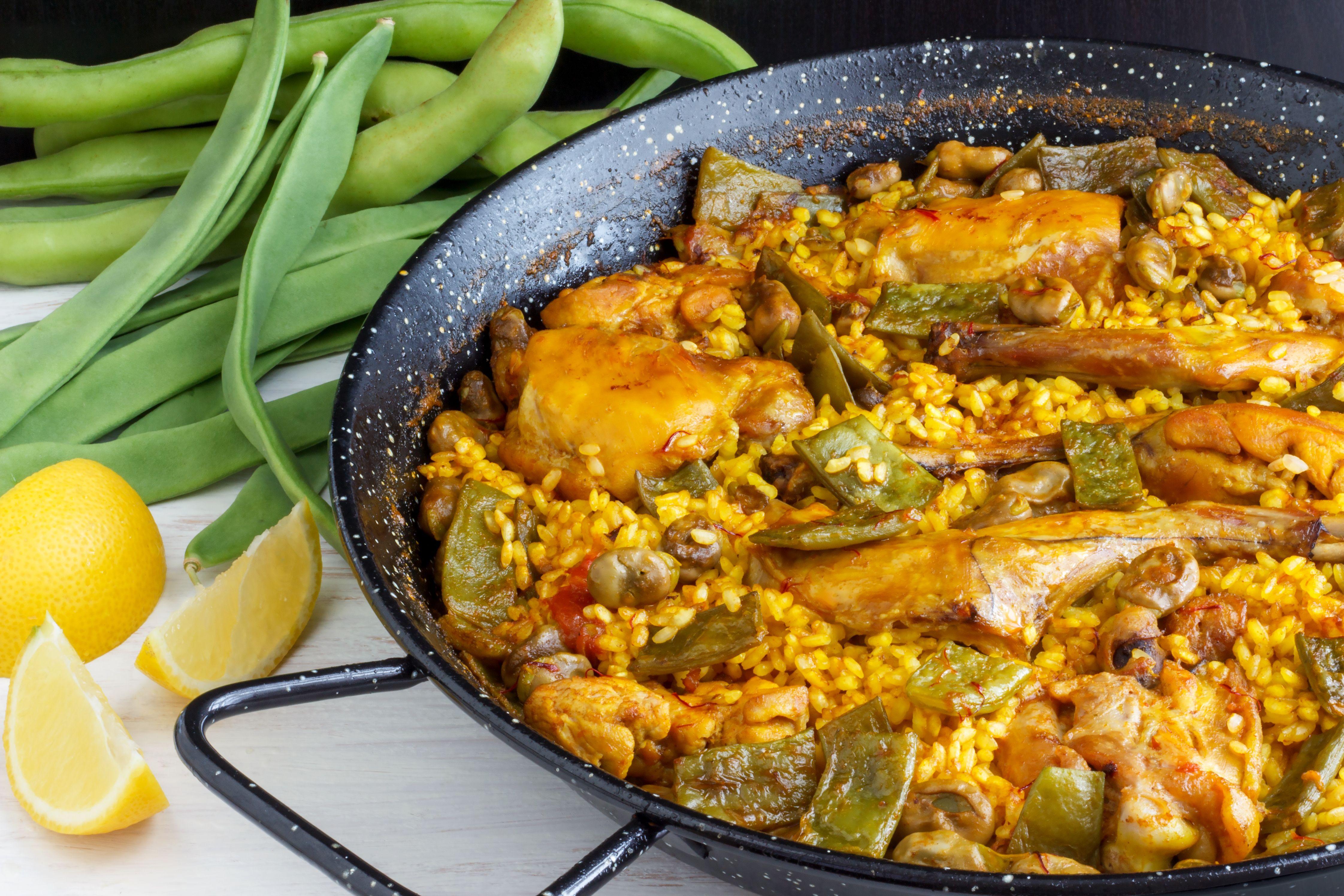 Paellas: Servicios de Restaurante La Rumba