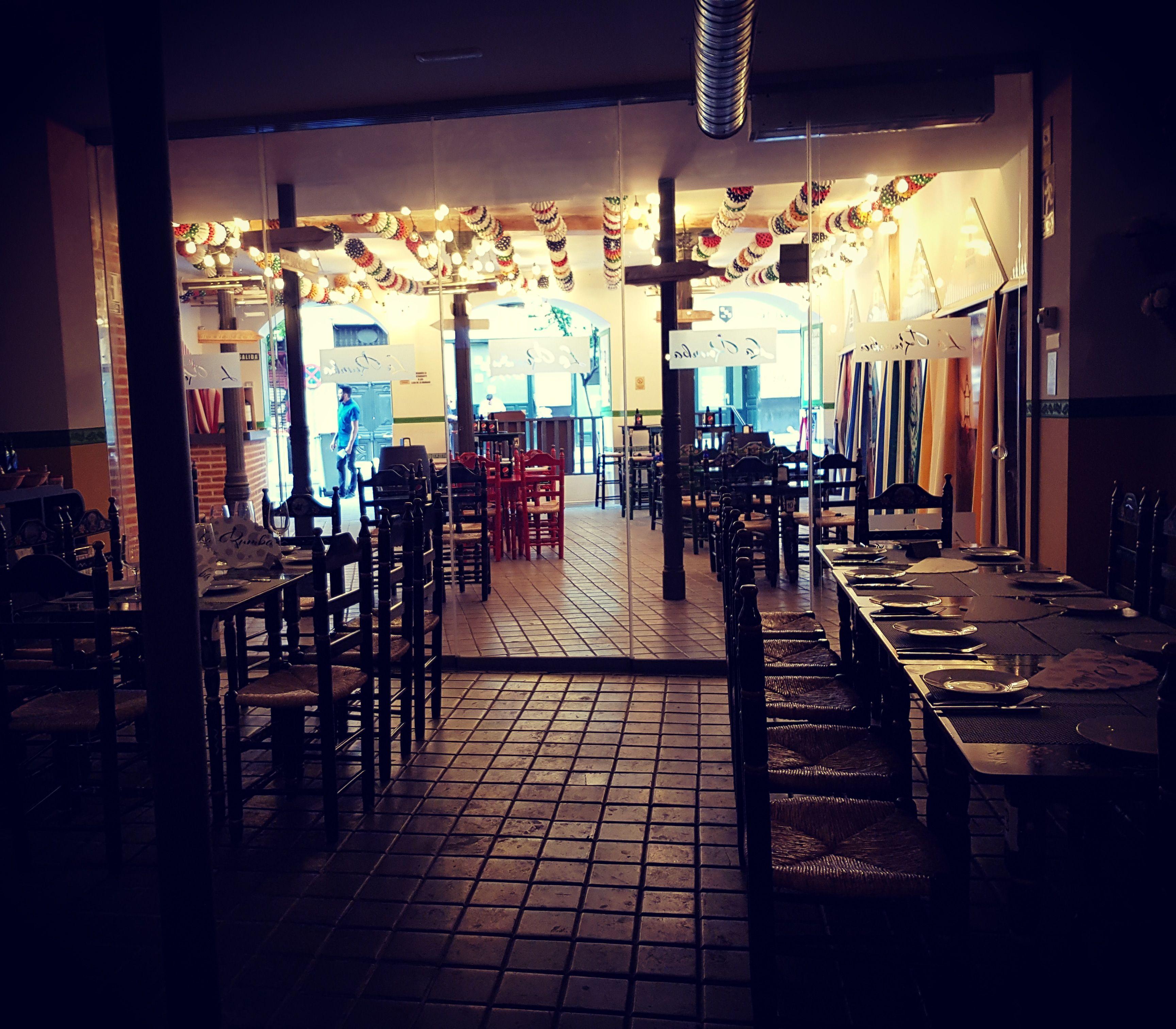 Foto 3 de Restaurantes espectáculo en Madrid | Restaurante La Rumba