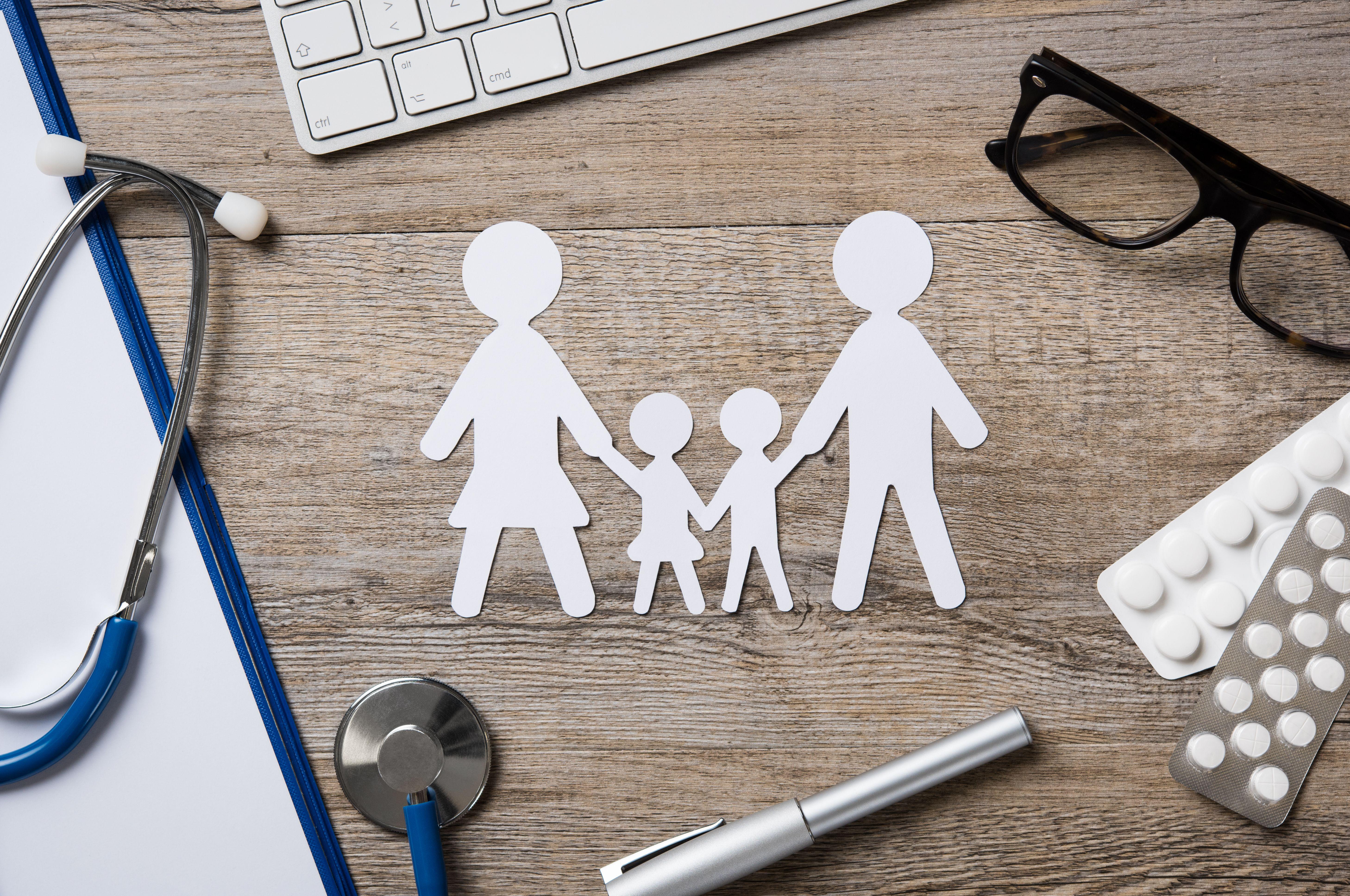 Pediatría y geriatría en Valencia