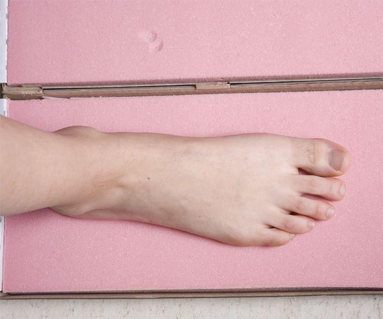 Realización de plantillas ortopédicas en Getafe