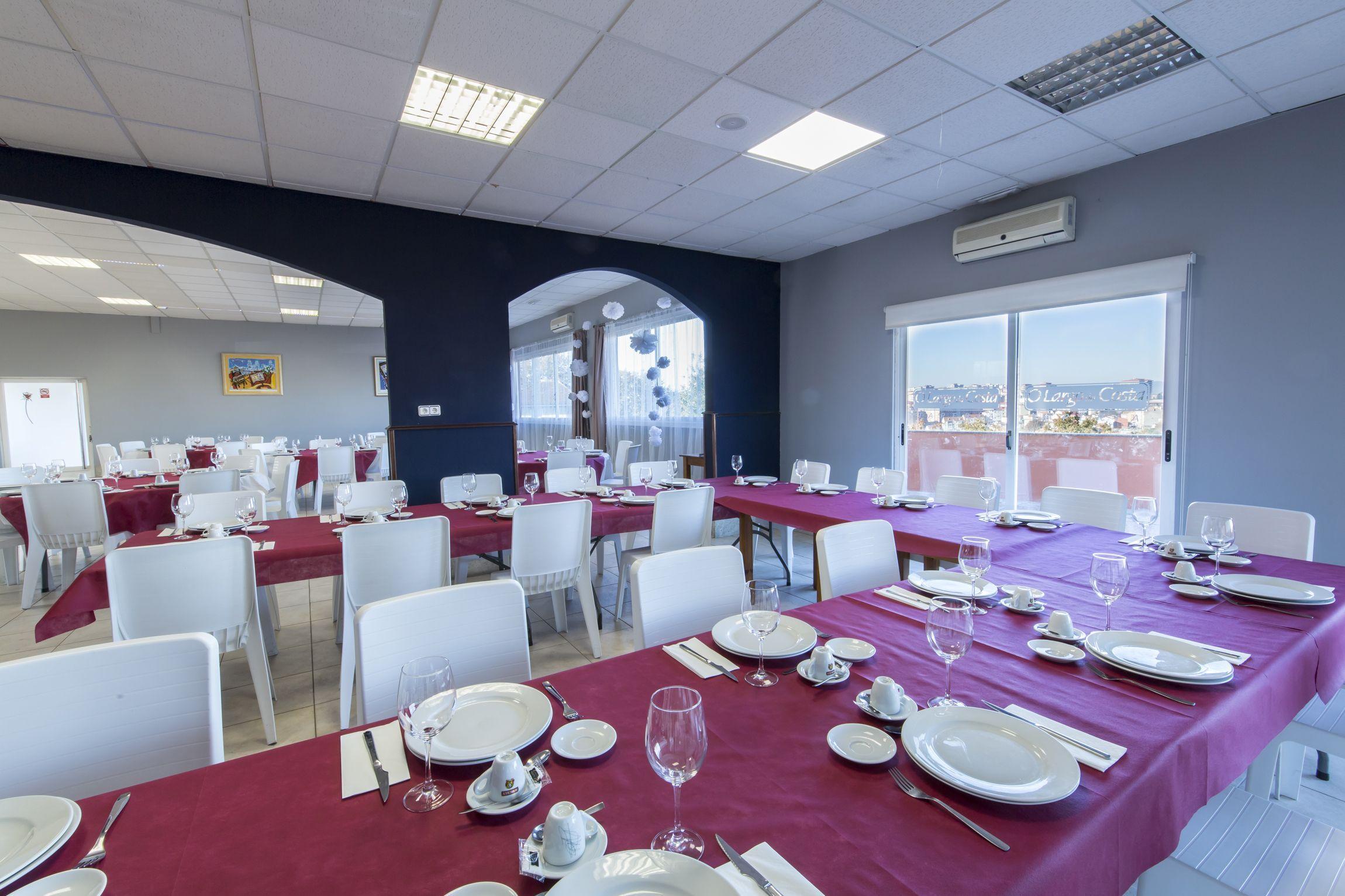 Restaurantes para eventos en Vigo