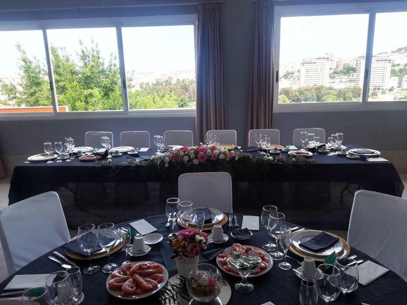 Restaurante para celebraciones en Vigo
