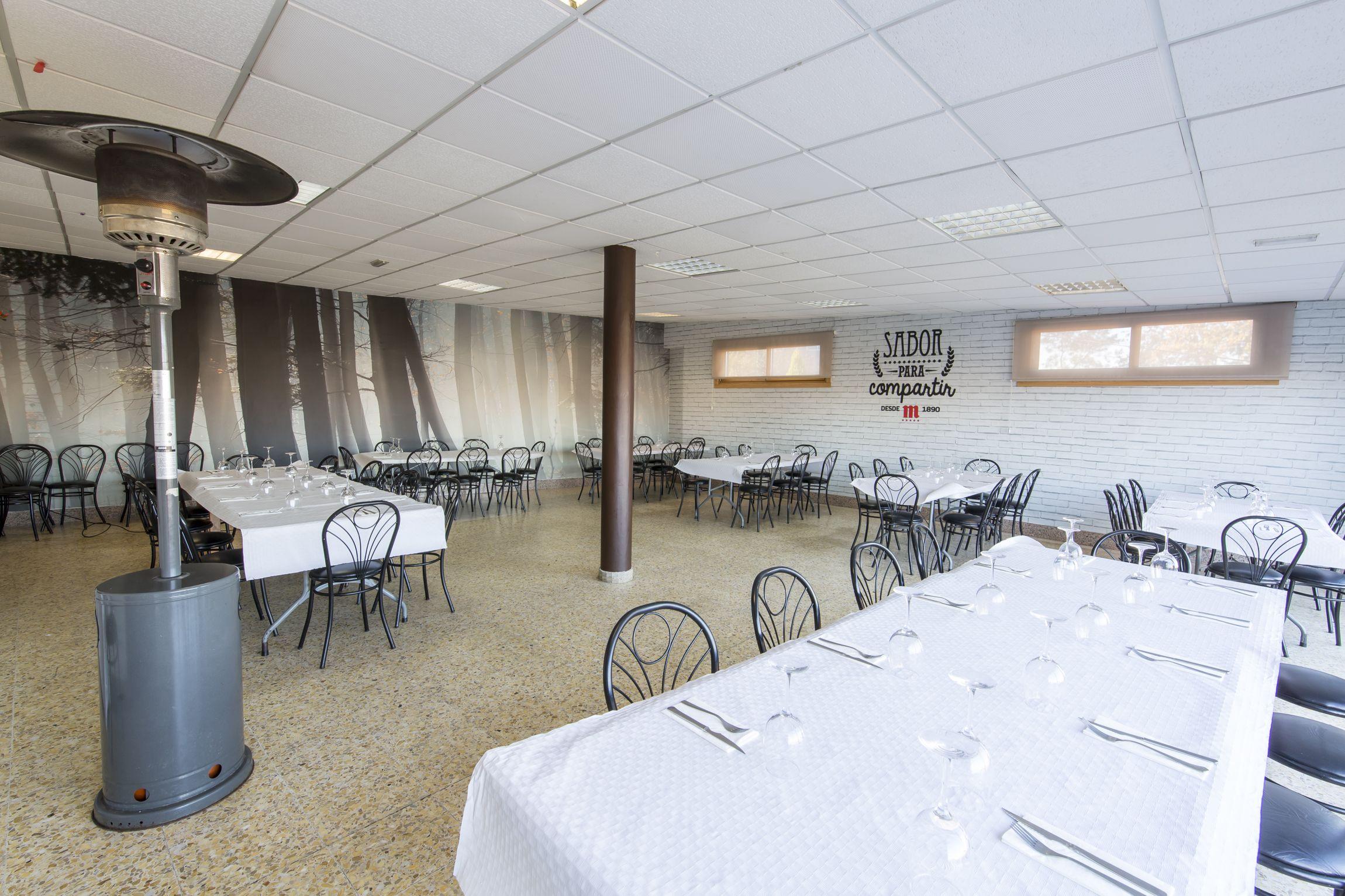 Restaurante para grupos en Vigo