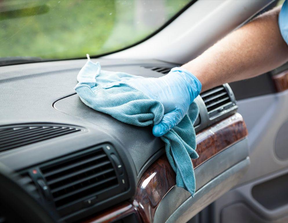 Limpieza integral del automóvil en Moncófar, Castellón