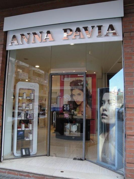 Anna Pavia, tu peluquería de mujer y hombre en Barcelona