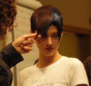 Anna Pavia, últimas tendencias en cortes de pelo