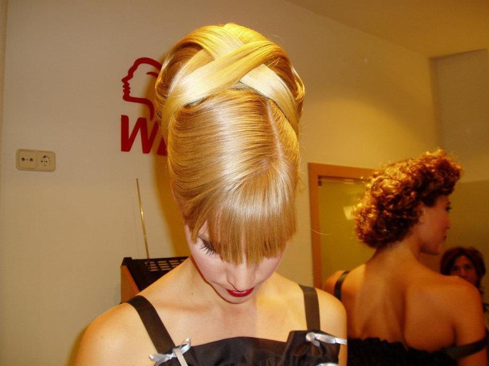 Anna Pavia, especialistas en recogidos de cabello en Barcelona