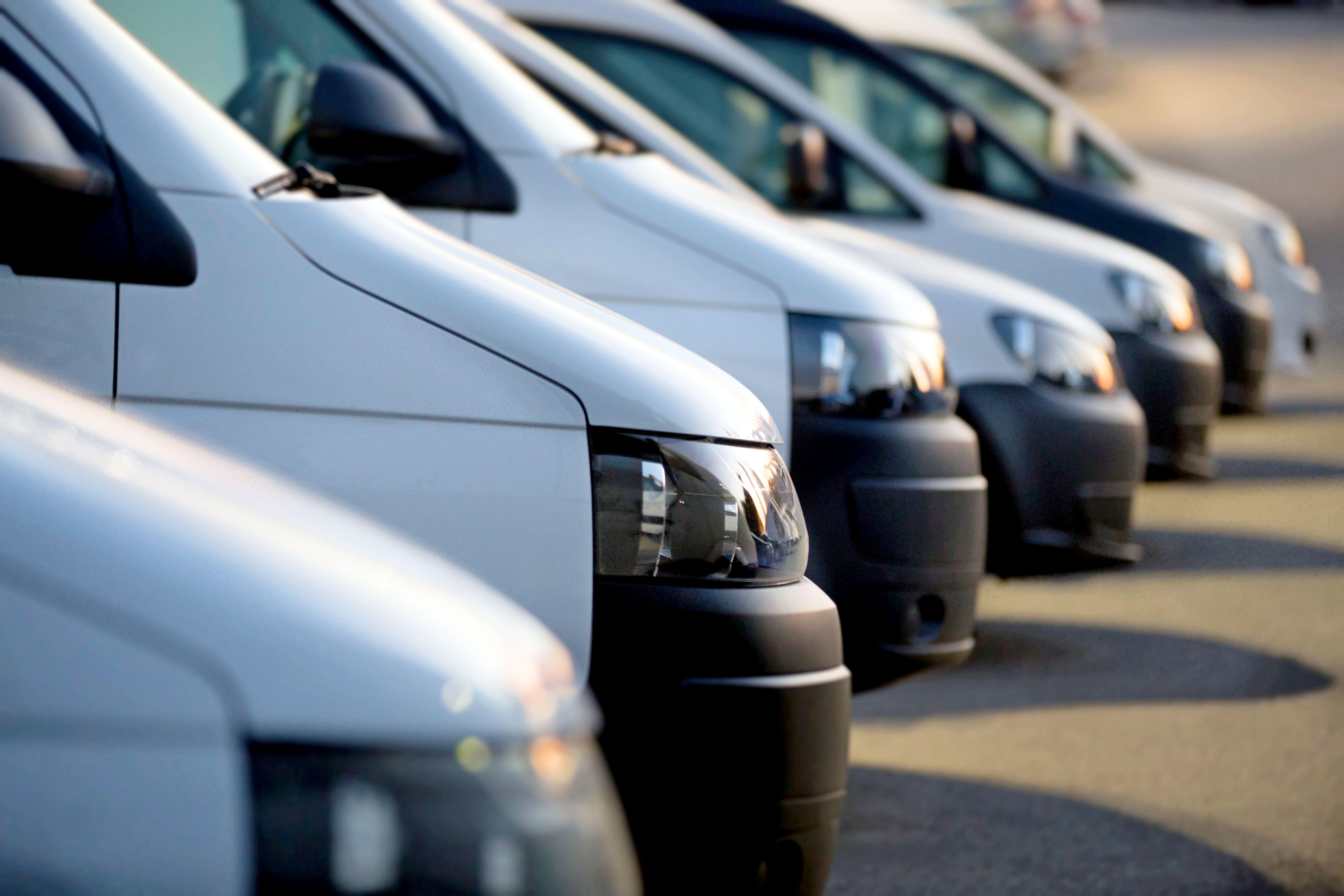 Compra venta furgonetas de segunda mano en Madrid Sur