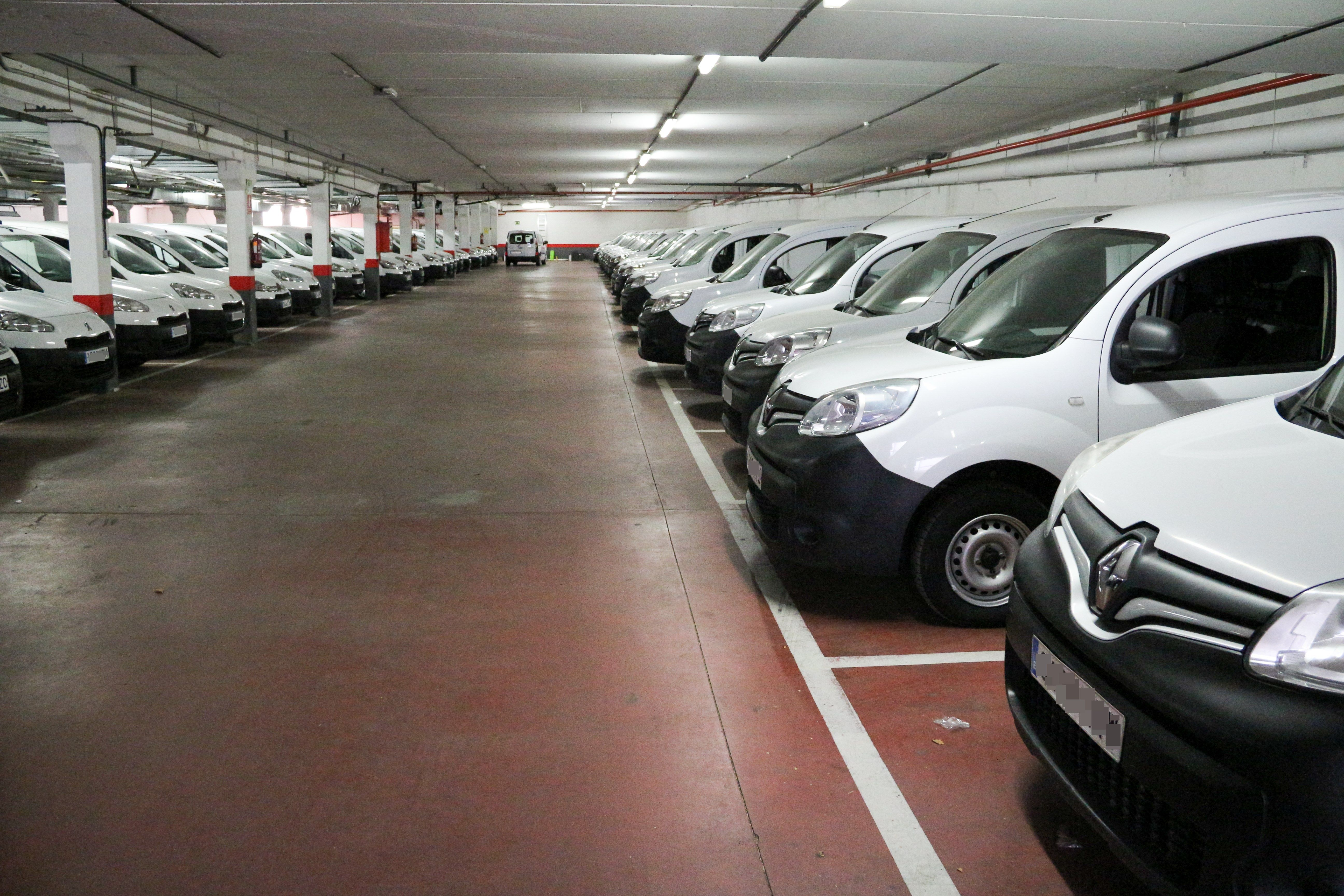 Parking Furgonetas a Buen Precio