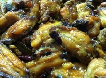 Alitas de pollo  en Móstoles