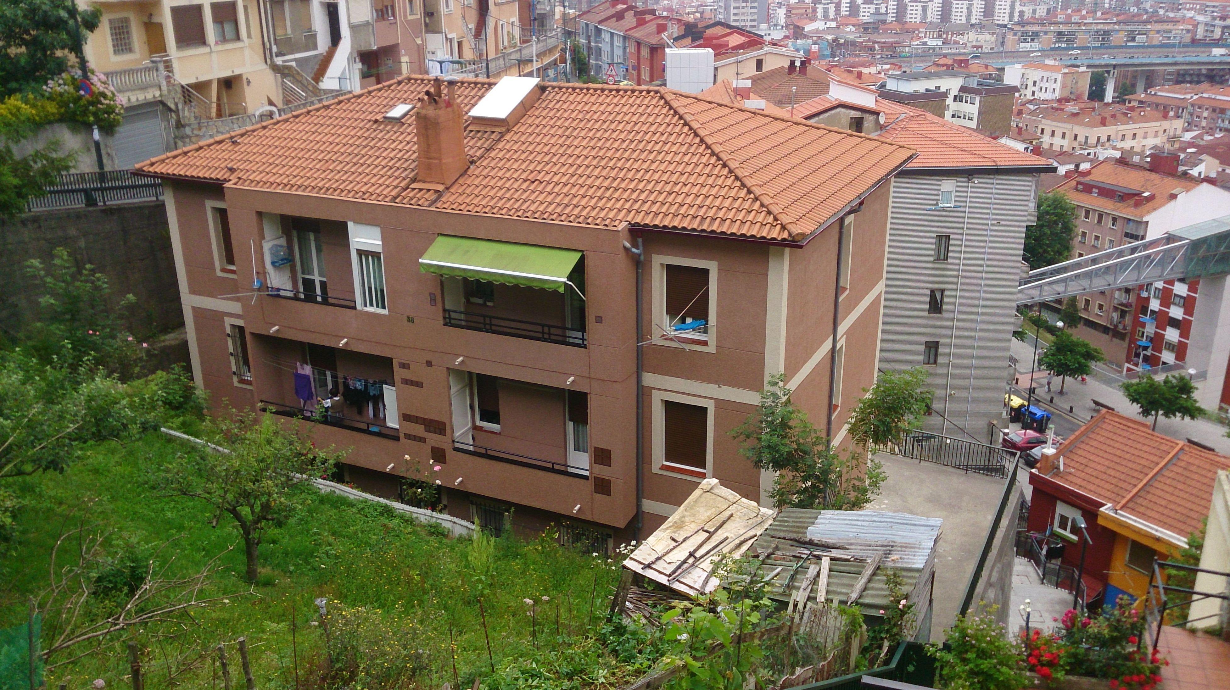 Proyecto y dirección de rehabilitación de fachada