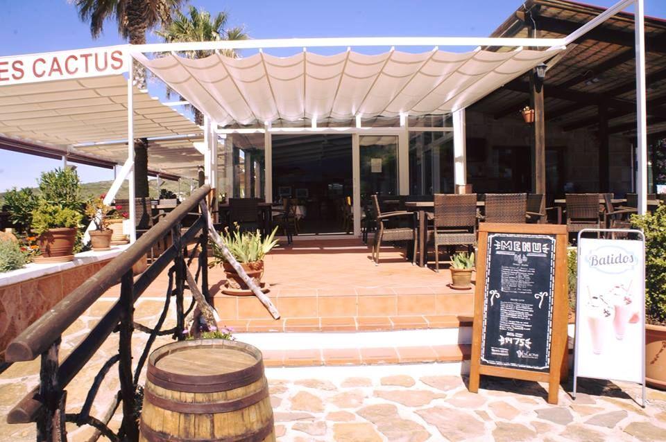 Foto 23 de Cocina mediterránea en Es Mercadal | Restaurant Es Cactus