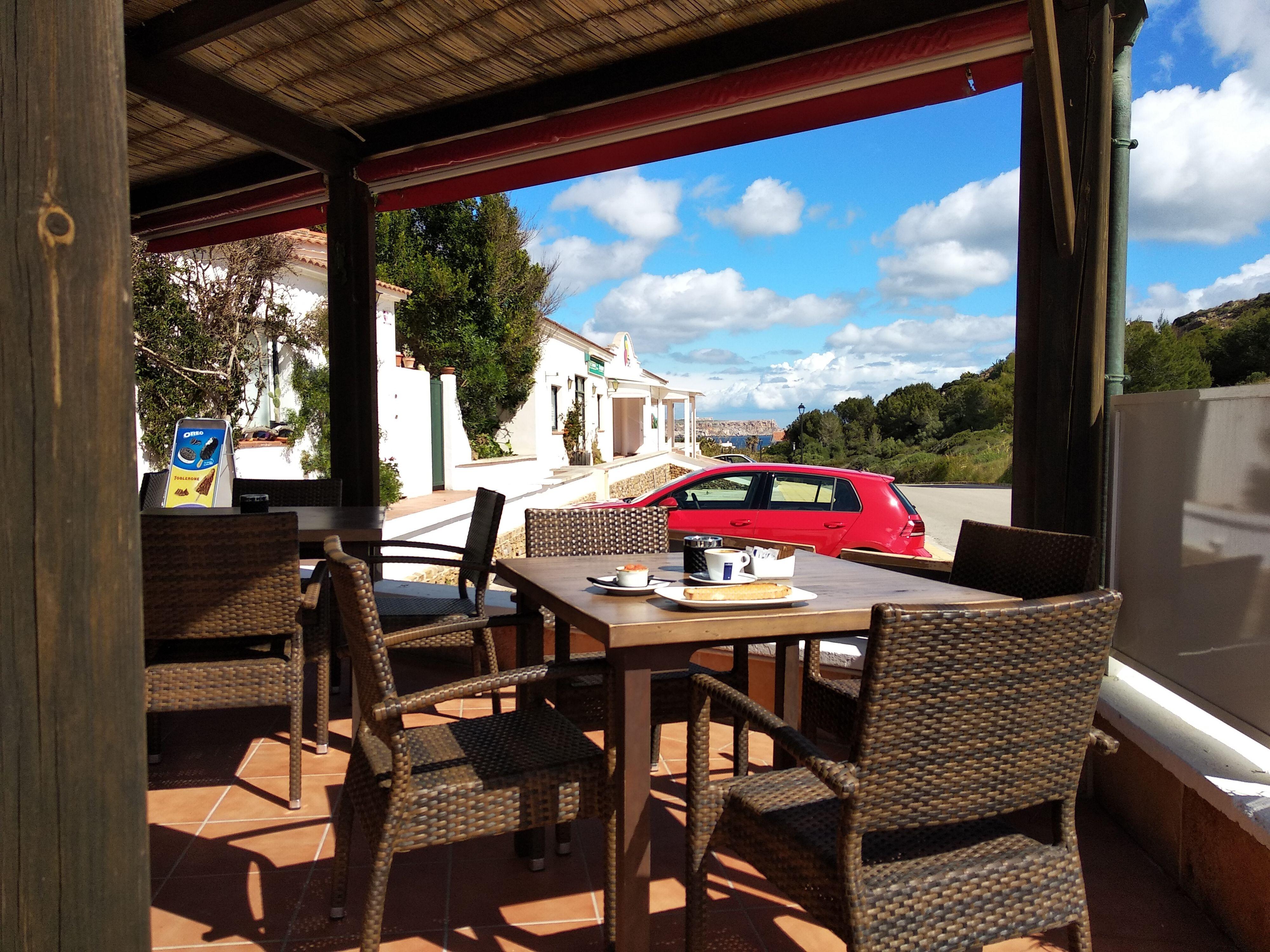 Foto 15 de Cocina mediterránea en Es Mercadal | Restaurant Es Cactus