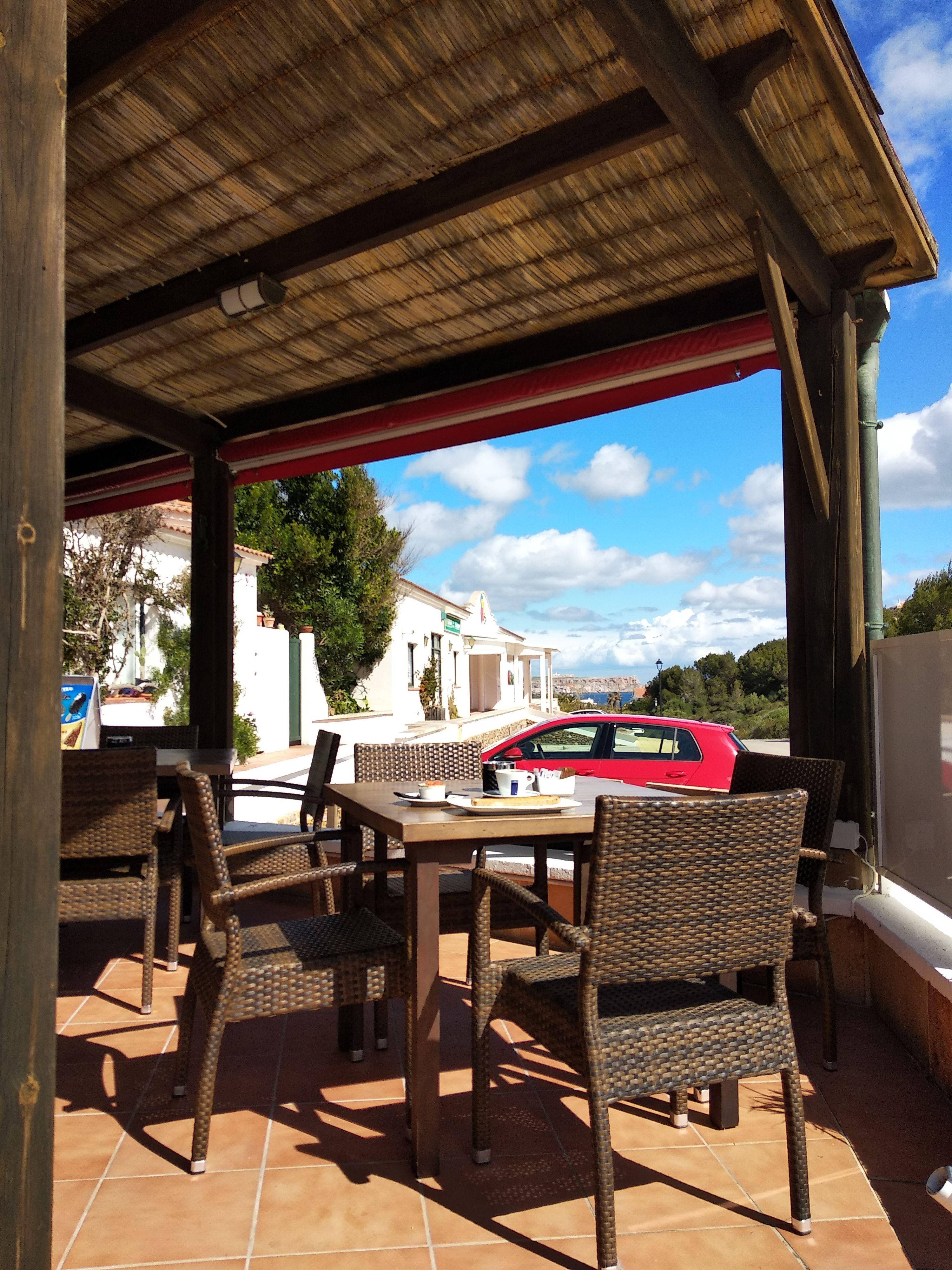 Foto 16 de Cocina mediterránea en Es Mercadal | Restaurant Es Cactus