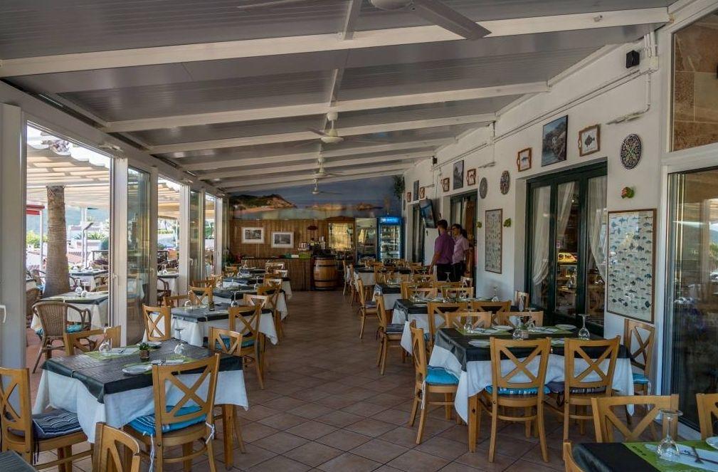 Restaurante en Fornells, Menorca