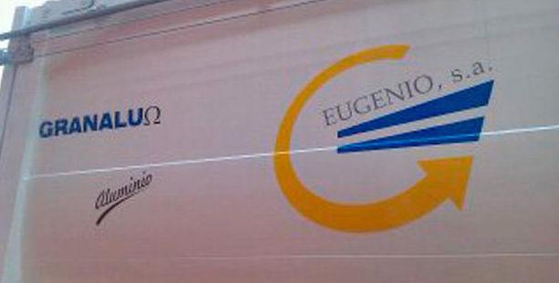 Detalle de camión de nuestra empresa