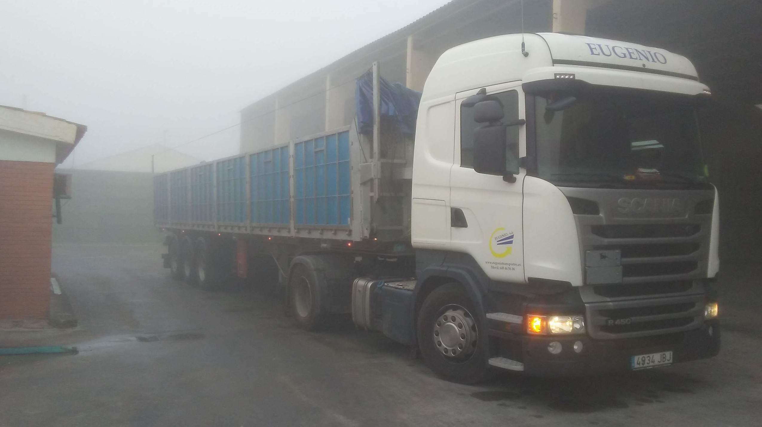 Foto 1 de Transporte de mercancías en Ribesalbes | EUGENIO, S. A.