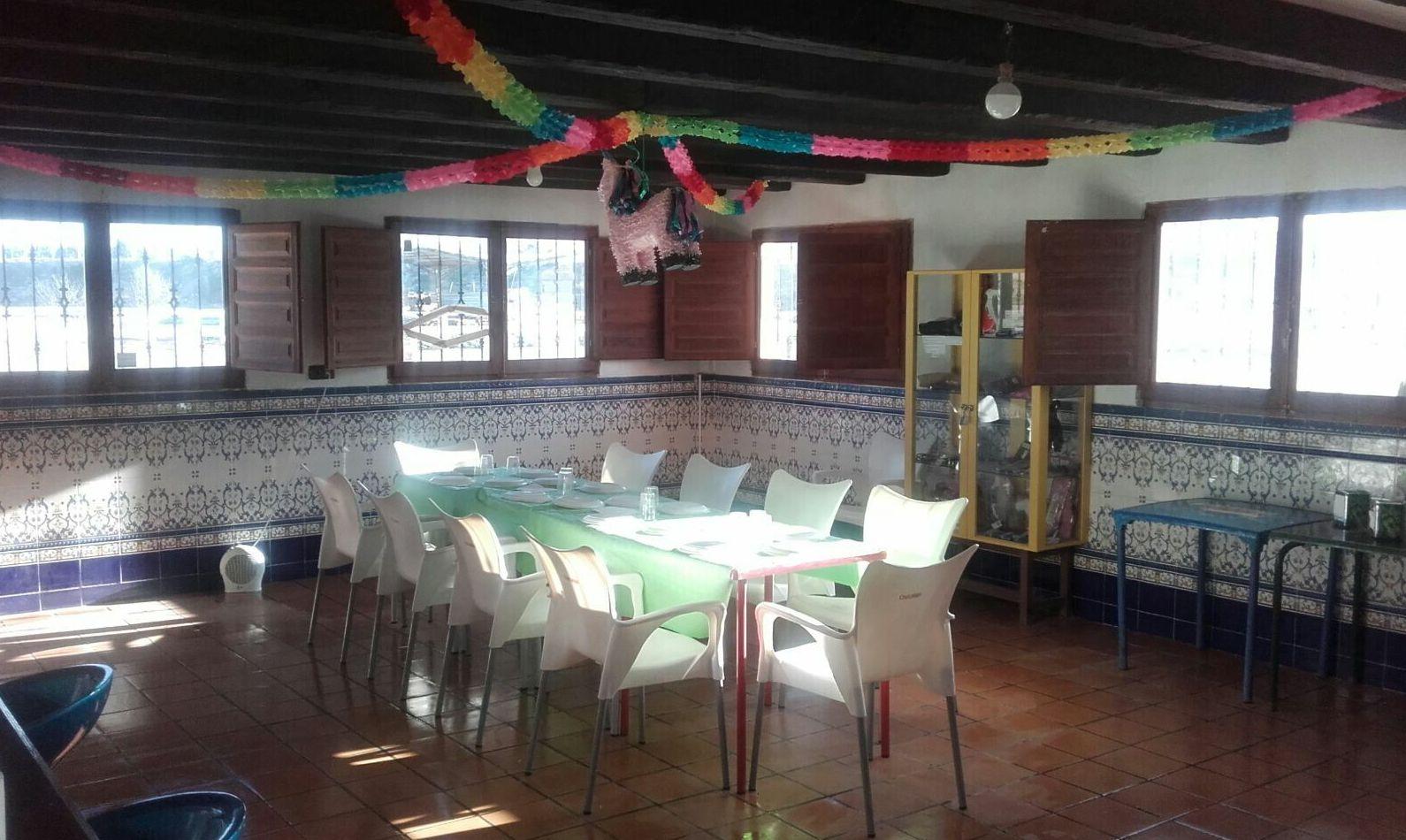Salón para celebración de cumpleaños
